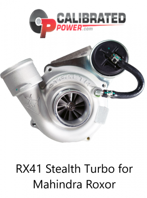 Stealth RX41 Turbo for the Mahindra Roxor