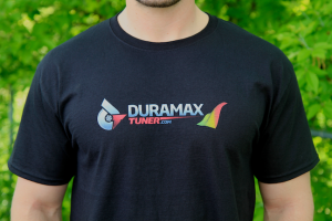Duramaxtuner.com Tuned Up T-Shirt