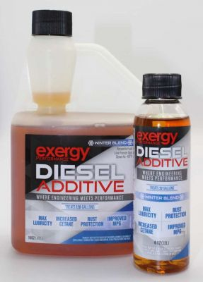 Exergy Fuel Additive