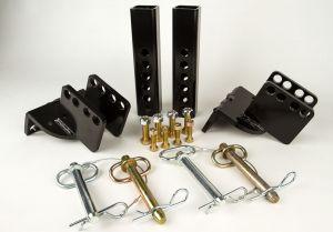 01-10 GM Adjustable Rear Suspension Stops